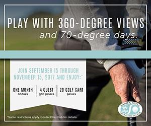 DE Santa Rosa Golf Fall 2017 300×250