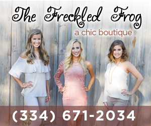 Dothan – The Freckled Frog