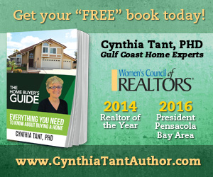 DE PE Gulf Coast Home Experts – Cynthia Tant green 300×250 banner