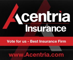 Acentria Insurance – 300×250 Best in Destin 2018