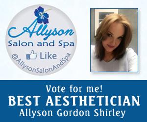 Allyson Salon and Spa 300×250 – Best In Destin 2018