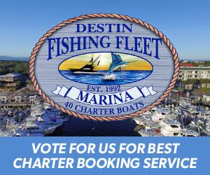 Destin Fishing Fleet – 2018 Best in Destin 300×250