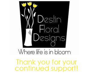 DE: Destin Floral Designs 300×250 Best in Destin Nov 2017