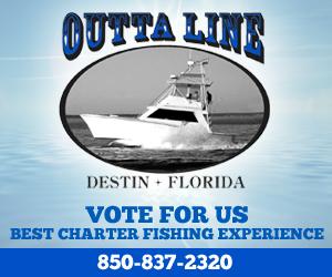 Outta Line Fishing – 300×250 Best In Destin 2018