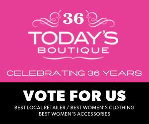 Today's Boutique 300×250 Best IN Destin 2018