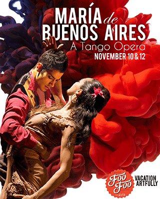 Pensacola Opera: Maria de Buenos Aires – Tower Ad Oct-Nov 2017