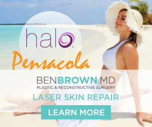 Ben Brown MD, Halo Pensacola 300×250