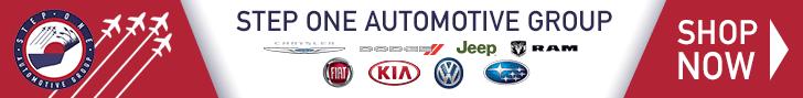 Step One Automotive – generic 728×90
