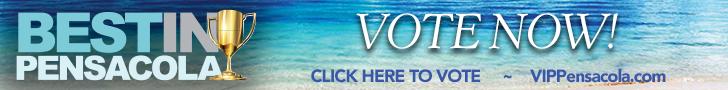 VIP Best in Pensacola 2018 – Vote 728×90