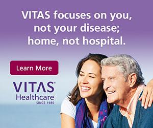 Vitas Healthcare Focuses on You
